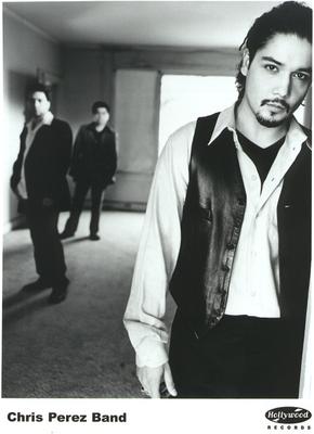 Chris Perez band