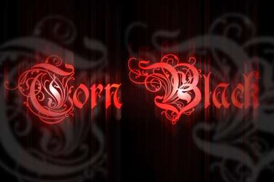Torn Black