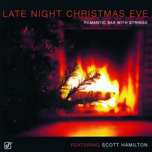 Late Night Christmas Eve: Romantic Sax With Strings