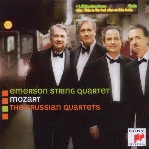 Mozart: Prussian Quartets