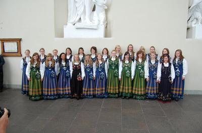 Bodø Domkirkes Ungdomskor