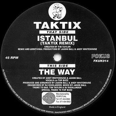 DJ Taktix