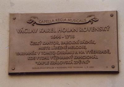 Václav Karel Holan Rovenský