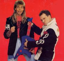 Pat & Mick