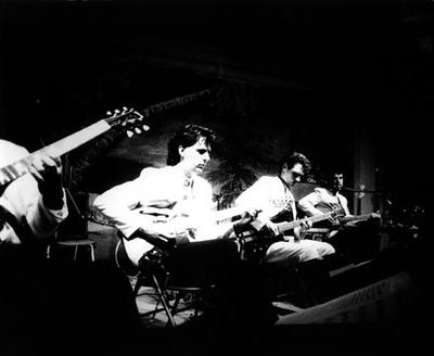 Les 4 Guitaristes de l'Apocalypso-Bar