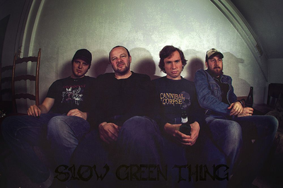 slow green thing