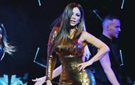 Ани Лорак покорила фанатов роскошным образом