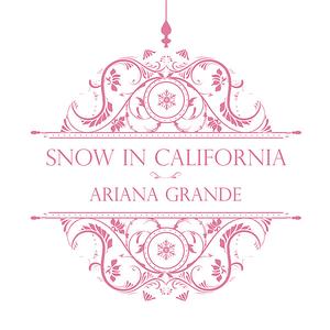 Snow in California