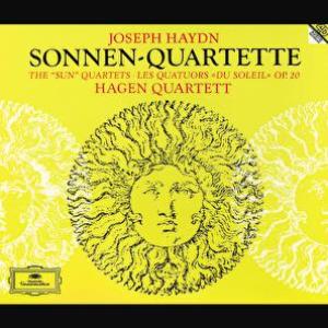 Haydn: Sonnen-Quartette op.20