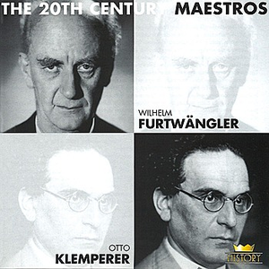 Wilhelm Furtwängler & Otto Klemperer