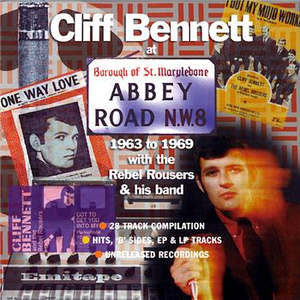 Cliff Bennett At Abbey Road 1963-1969
