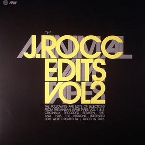 The Minimal Wave Tapes: J.Rocc Edits, Volume 2
