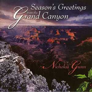 Seasons Greetings from the Grand Canyon