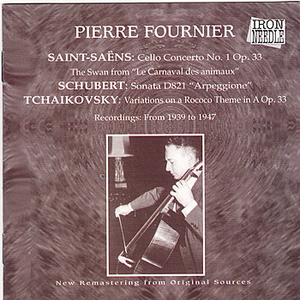 Pierre Fournier - The Early Recordings