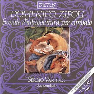 Domenico Zipoli: Sonate d'intavolatura per cimbalo