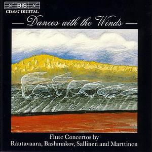 RAUTAVAARA / BASHMAKOV / SALLINEN / MARTTINEN: Flute Concertos